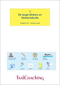 Taalcoaching | De lange klinkers en klinkerreductie-Schrijven A1