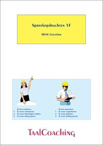 Taalcoaching | Spreekopdrachten-1F-MHK-functies